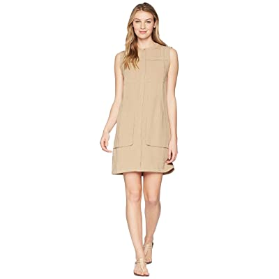 NAU Flaxible Sleeveless Dress (Linen) Women
