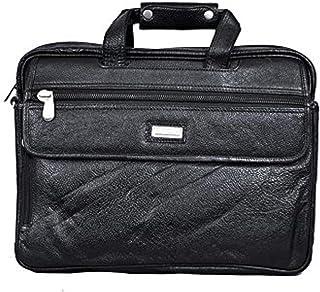 "BAG JACK -""Serpentis"" | Great-Looking Natural Characteristics | Men office bag | Leather Laptop Bag | Laptop size - 15.6/1..."