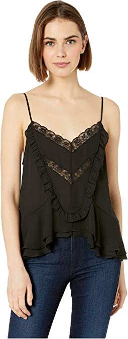 Dana Lace Trim Cami