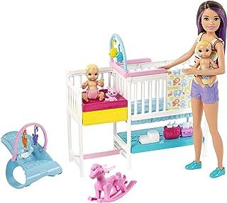 Barbie Skipper Babysitters Inc Nap 'n' Nurture Nursery...