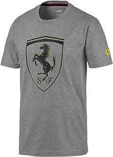 PUMA Men's Scuderia Ferrari Shield Tee