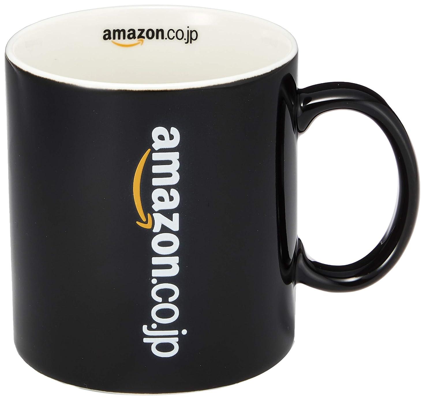 ヘッジ地獄欲求不満【Amazon.co.jp限定】Amazonオリジナルマグカップ黒