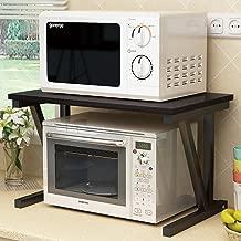 Rack de Cocina Horno microondas Estante de Almacenamiento de