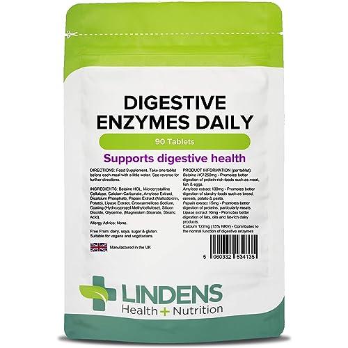 Enzimas digestivas: Amazon.es