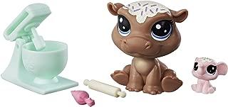 Littlest Pet Shop Cookie Hippomont & Sugarplum Elletrunk