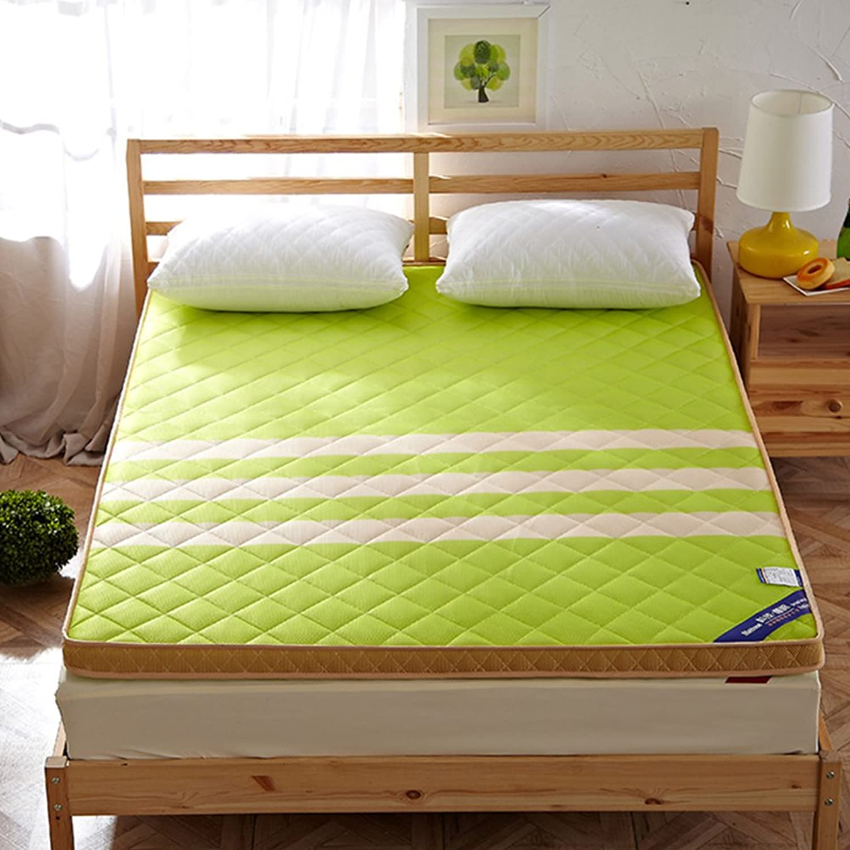 Tatami Mattress Folding Mattress Two-Person Student Bed mat mat-C 90x190cm(35x75inch)