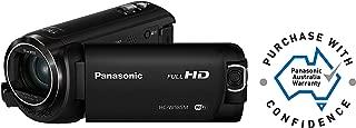 Panasonic Camcorder HDR Movie Video Camera 50X Optical/ 90X Intelligent Zoom, Twin Camera, Black (HC-W585MGN-K)
