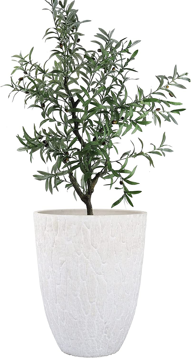 LA JOLIE MUSE Tall Planter Limited Spring new work one after another Special Price - Outdoor Tr Large 14.2 Inch Indoor