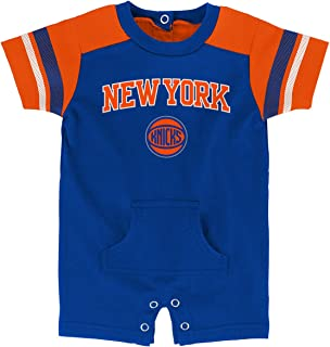 NBA Unisex-Baby NBA Newborn & Infant Romper