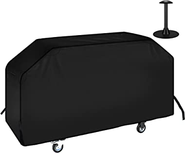 "iCOVER 36 inch Griddle Cover for Blackstone, 600D Heavy Duty Waterproof Canvas Flat Top Gas Grill Cover for Blackstone 36"" Gr"