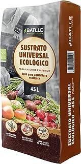 Semillas Batlle Sustrato ecológio 45l, ecológico