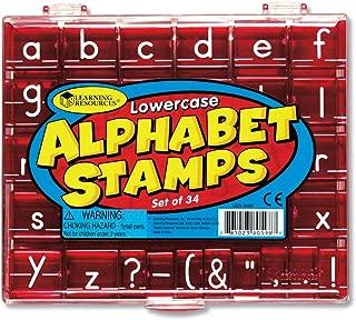 Best alphabet stamp set Reviews