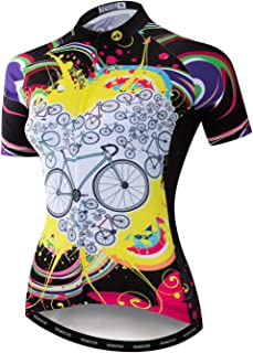 Details about  / Ladies Bicycle Jersey Sports Cycling Shirt R57