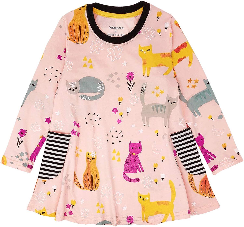 Bowbear Whimsy Cat Twirl Play Dress