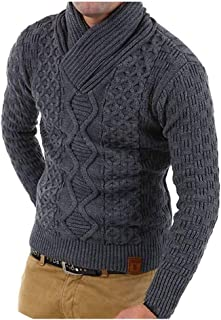 Sweater Men Casual Turtleneck Pullover Men Autumn Slim Fit Long Sleeve Jumper Mens Sweaters Knitted Cashmere Pull Homme