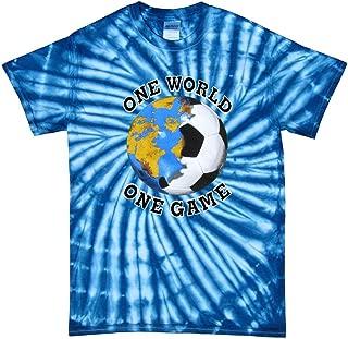 USA Soccer One World Tie Dye T-Shirt Jersey