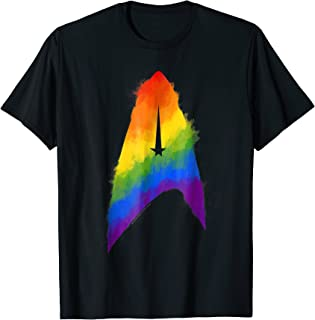 star trek shirt insignia