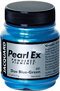 pearl ex duo blue green
