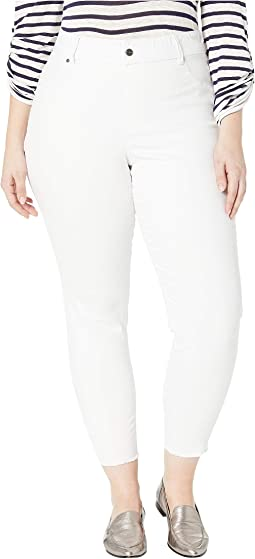 Plus Size Ultra Soft Denim Skimmer Leggings