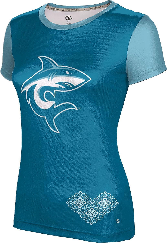 ProSphere Hawaii Pacific University Girls' Performance T-Shirt (Foxy)
