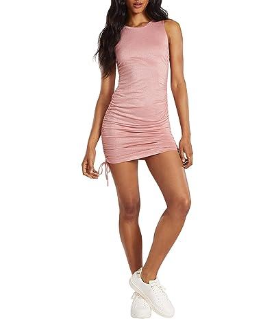 BB Dakota x Steve Madden Shimmer Knit Cinch Dress