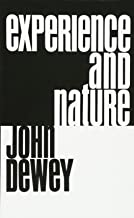 Best john dewey experience and nature Reviews