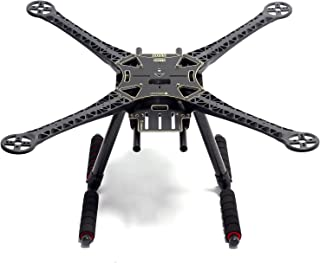 Readytosky S500 Quadcopter Frame Stretch X FPV Drone Frame Kit PCB Version with Carbon Fiber Landing Gear
