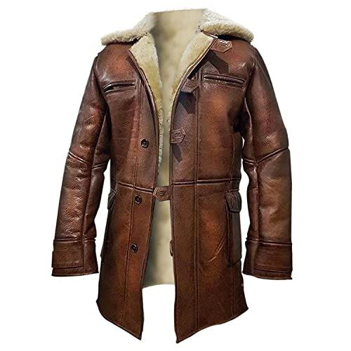 d60de8d205c Sheepskin Coats: Amazon.co.uk
