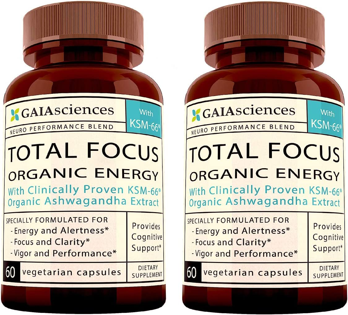 Nootropic Brain Omaha Mall Supplement: Total Boost Focus Limited Special Price Supplement Energy