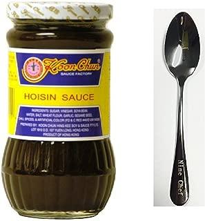 Koon Chun Hoisin Sauce + Only One NineChef Spoon (2 Bottle)