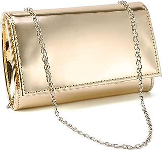 Berydale Femme sac /à main en satin avec cha/îne suppl/émentaire