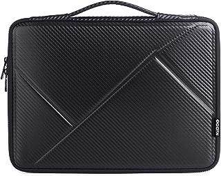 "NIDOO 15.6ノートパソコン用PCバッグ ケース スリーブ 耐衝撃 保護 Laptop Sleeve 対応 15.6"" Lenovo Yoga Chromebook Ideapad 330 330S Legion Y730 ThinkPad T580 L580 X1 Extreme / 15.6"" HP EliteBook 755 G5 / 15.6"" Dell Latitude 5590"