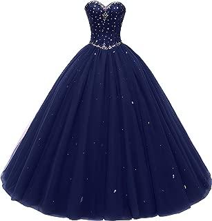 Best navy blue quinceanera dresses 2017 Reviews