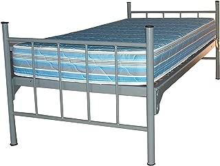 Blantex Non Adjustable Military Bunkable Bed