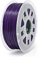 Gizmo Dorks 3mm (2.85mm) PLA Filament 1kg / 2.2lb for 3D Printers, Dark Purple