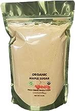 Frost Ridge Maple Farm, Organic Maple Sugar, Grade A, One Pound (16 oz)