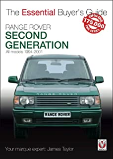 Range Rover: Second Generation 1994-2001