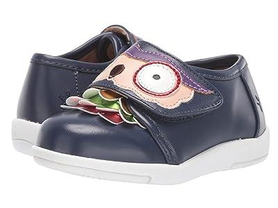 EMU Australia Kids Owl Sneaker (Toddler/Little Kid/Big Kid) (Midnight) Girls Shoes