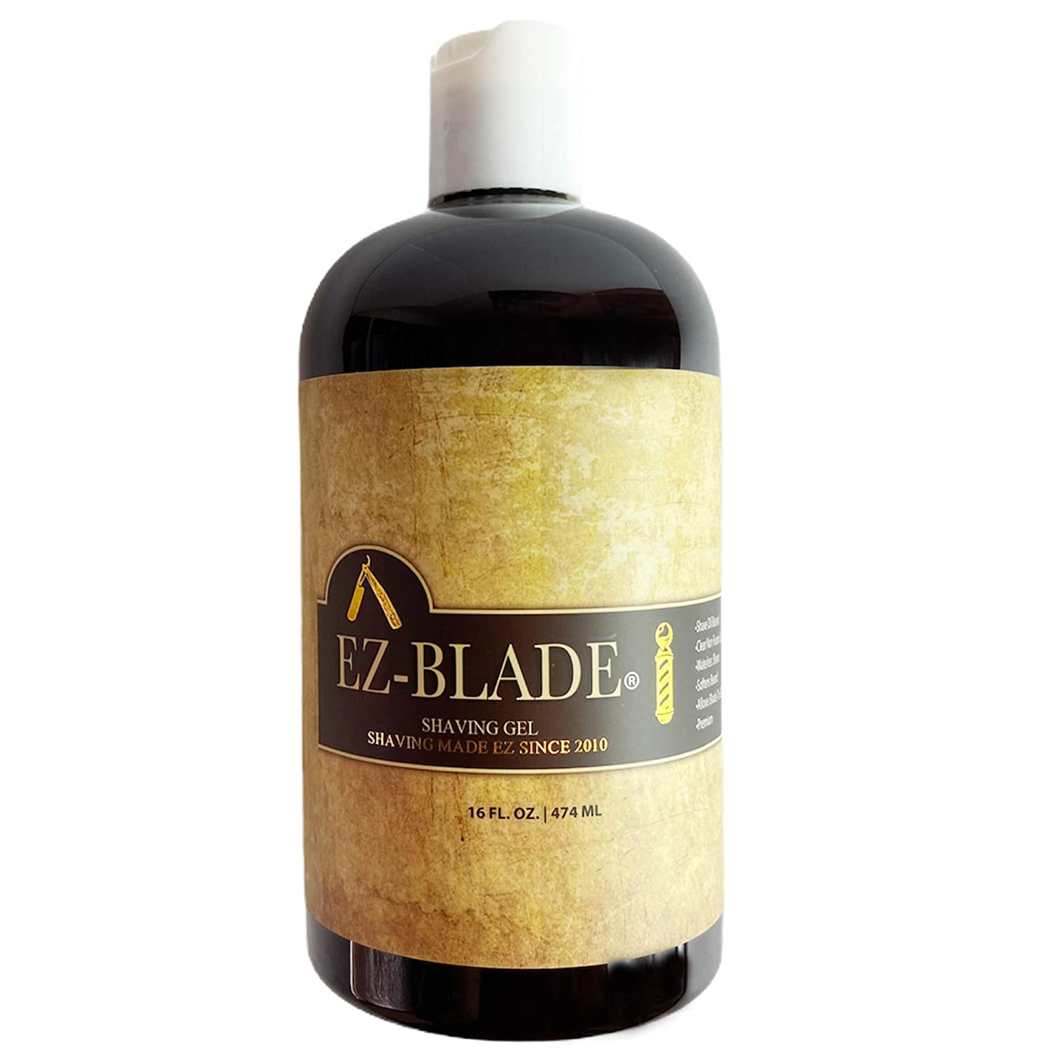 EZ Don't miss the campaign BLADE Shaving 16 oz Gel Ranking TOP16