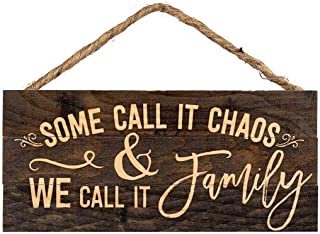 ALOVEMO Wood Letter Print Hanging Ornament Christmas Party Decoration Prop Statues (D)