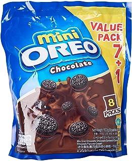 Oreo Mini oreo chocolate, 20.4 g (Pack of 8)