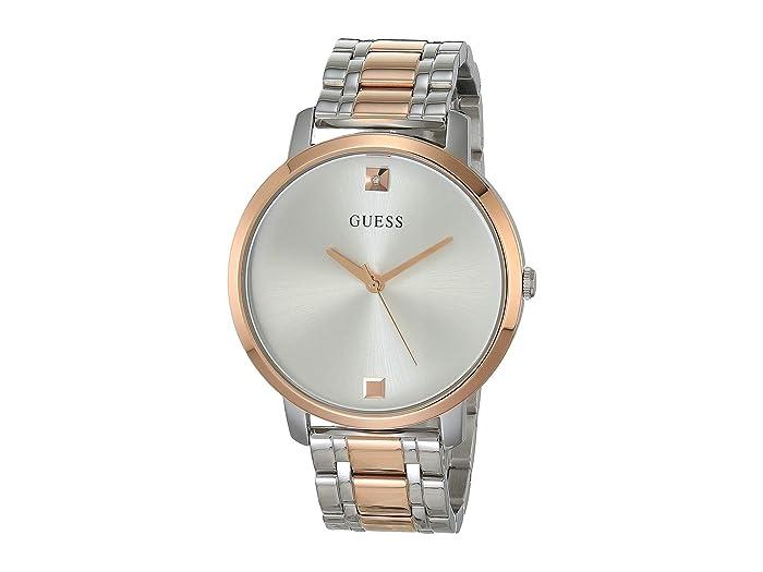 GUESS  GW0073L2 (Rose Gold-Tone/Bronze) Watches