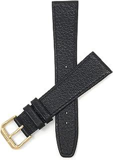 8mm - 20mm (aussi disponible en extra long, XL) Bracelet de montre en cuir véritable, motif buffle, marron ou noir