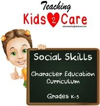 Social Skills Character Education Curriculum