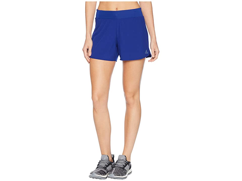 adidas Saturday Shorts (Mystery Ink) Women's Clothing, Blue