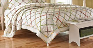 Best ruffled garden quilt by laura ashley Reviews