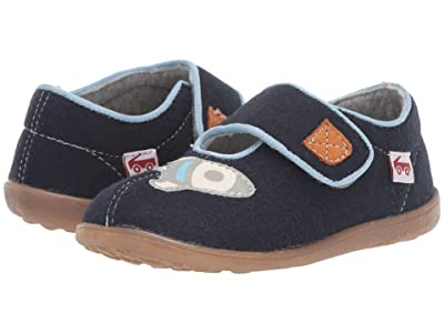 See Kai Run Kids Cruz II (Toddler/Little Kid) (Navy Stars) Boy