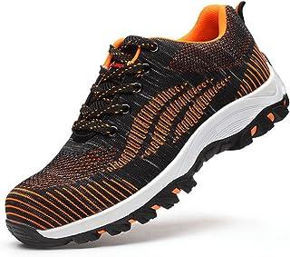acheter populaire 8c035 0a69a Amazon.fr : Orange - Chaussures de travail / Chaussures ...