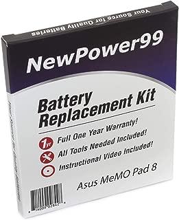 asus memo pad 8 battery replacement