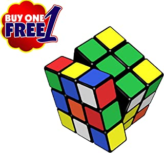 New Type of 3x3x3 Speed Magic Cube Twist, Classical Speed and Smooth Puzzle Cube Game { Buy one get one Free }